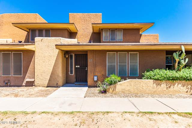 2544 W Campbell Avenue #22, Phoenix, AZ 85017 (MLS #6226493) :: West Desert Group | HomeSmart