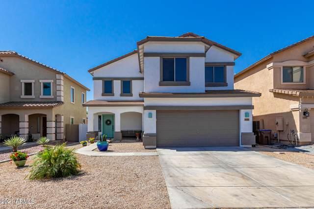 841 W Oak Tree Lane, San Tan Valley, AZ 85143 (#6226500) :: The Josh Berkley Team