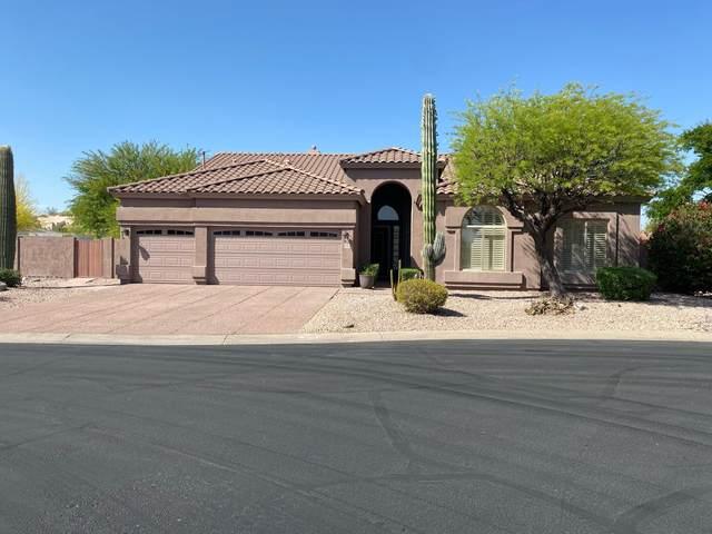 6962 E Upper Trail Circle, Mesa, AZ 85207 (MLS #6226509) :: Yost Realty Group at RE/MAX Casa Grande