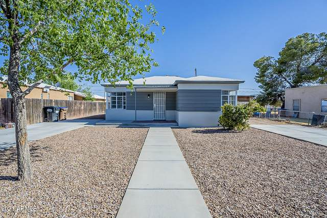 429 W Pima Avenue, Coolidge, AZ 85128 (MLS #6226518) :: West Desert Group | HomeSmart