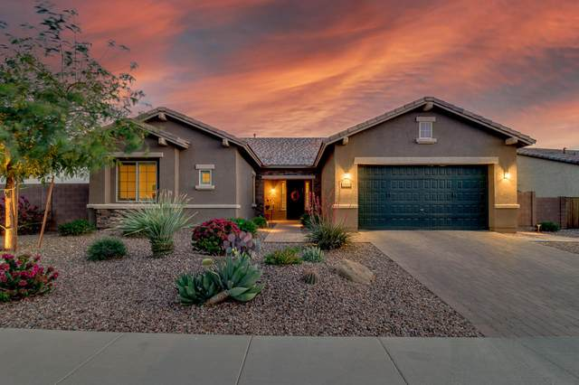 2505 E Lindrick Drive, Gilbert, AZ 85298 (MLS #6226523) :: Openshaw Real Estate Group in partnership with The Jesse Herfel Real Estate Group