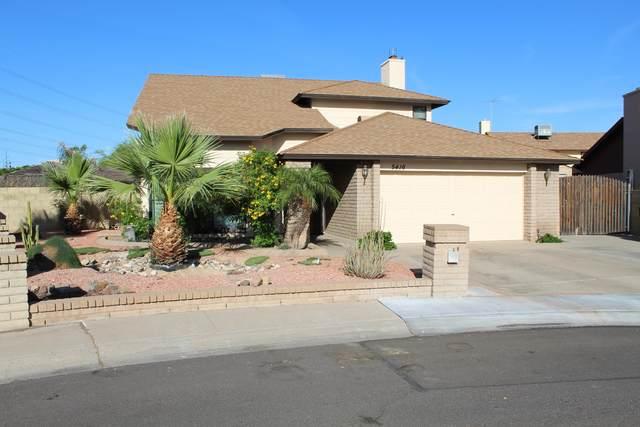 5416 W Shaw Butte Drive, Glendale, AZ 85304 (MLS #6226530) :: neXGen Real Estate