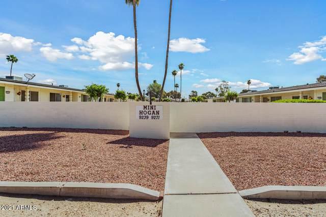 9257 N 111TH Avenue, Sun City, AZ 85351 (MLS #6226540) :: neXGen Real Estate