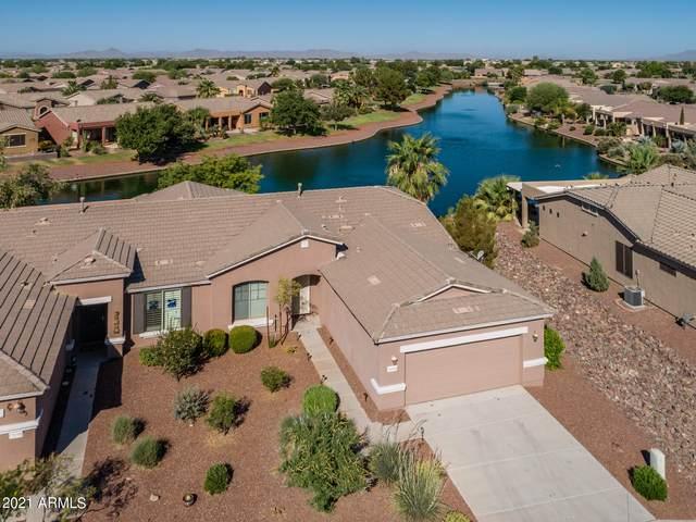 20598 N Lemon Drop Drive, Maricopa, AZ 85138 (#6226576) :: Long Realty Company