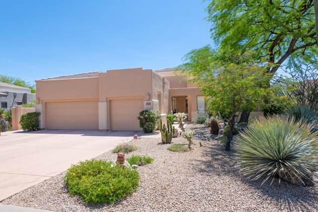 11145 E Gamble Lane, Scottsdale, AZ 85262 (MLS #6226583) :: Yost Realty Group at RE/MAX Casa Grande