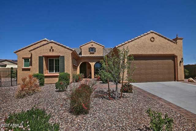 5976 W Silver Leaf Court, Florence, AZ 85132 (#6226593) :: The Josh Berkley Team