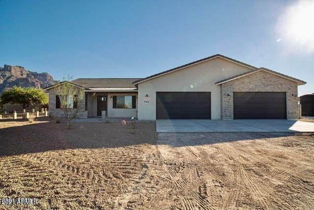0 E Rolling Ridge Lot 5C, San Tan Valley, AZ 85140 (MLS #6226619) :: Yost Realty Group at RE/MAX Casa Grande