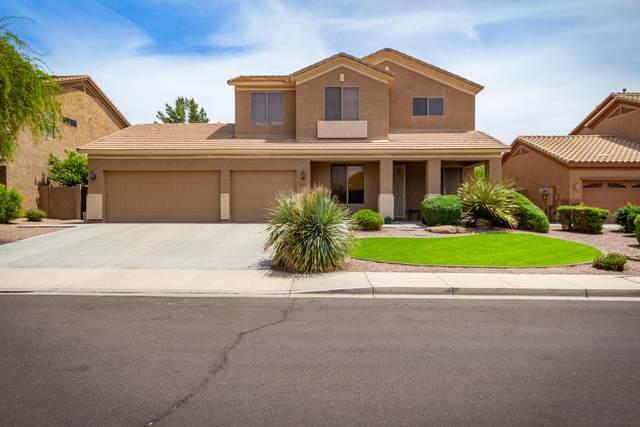 7455 W Honeysuckle Drive, Peoria, AZ 85383 (MLS #6226622) :: The Luna Team