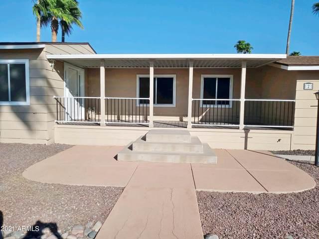 9302 E Broadway Road #2, Mesa, AZ 85208 (#6226681) :: Luxury Group - Realty Executives Arizona Properties