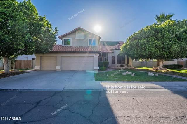 1018 N Sea Haven Court, Gilbert, AZ 85234 (MLS #6226687) :: Klaus Team Real Estate Solutions