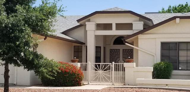 19407 N Trail Ridge Drive, Sun City West, AZ 85375 (MLS #6226691) :: The Laughton Team