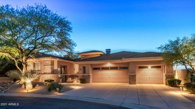 11912 E Christopher Lane, Scottsdale, AZ 85255 (MLS #6226774) :: Synergy Real Estate Partners