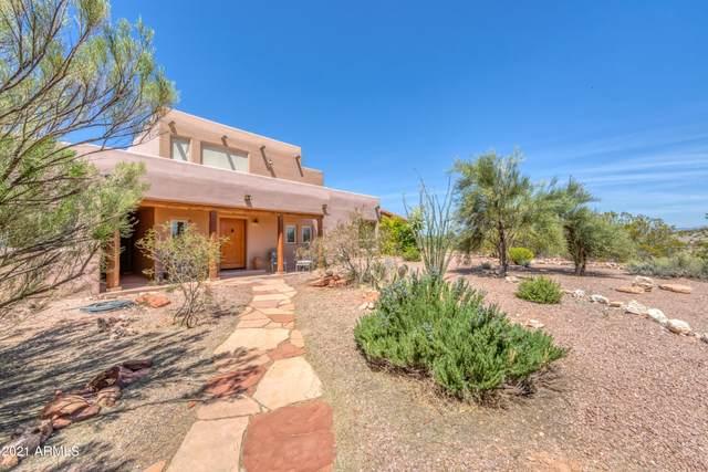 2200 S Tissaw Road, Cornville, AZ 86325 (MLS #6226781) :: TIBBS Realty