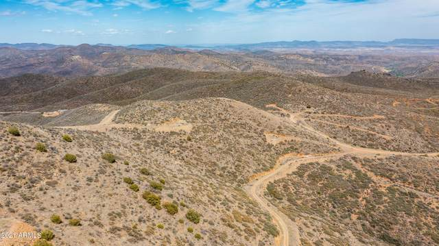 12 Acre N Wolfpack Trail, Mayer, AZ 86333 (MLS #6226785) :: Yost Realty Group at RE/MAX Casa Grande
