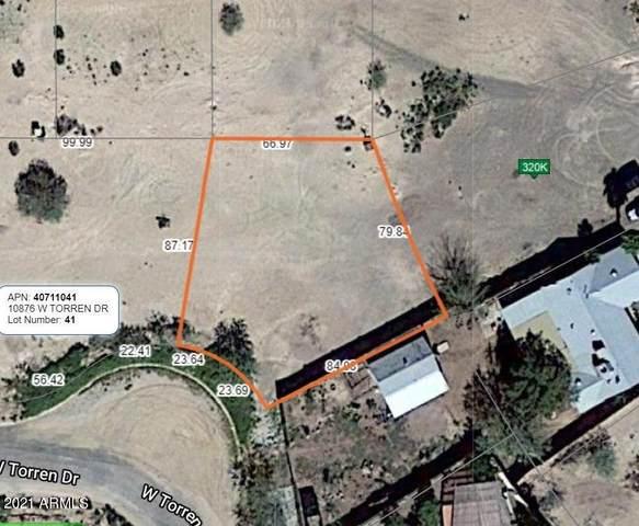 10856 W Torren Drive, Arizona City, AZ 85123 (MLS #6226803) :: The Riddle Group