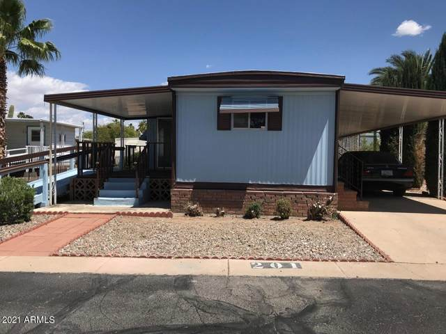 3411 S Camino Seco #201, Tucson, AZ 85730 (MLS #6226813) :: Arizona Home Group