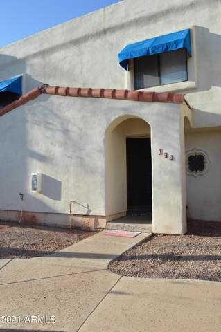 2201 W Union Hills Drive #130, Phoenix, AZ 85027 (MLS #6226830) :: Maison DeBlanc Real Estate