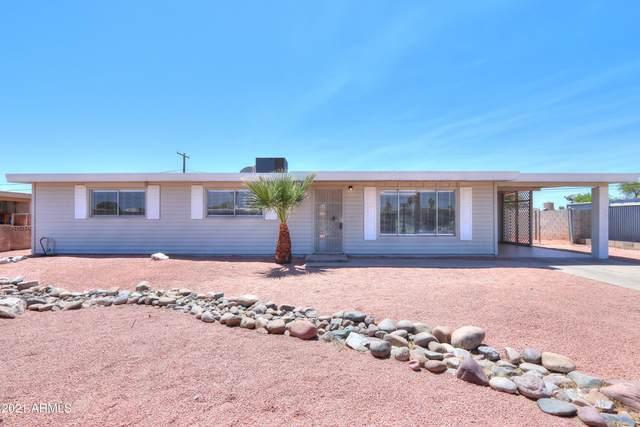 805 E Melrose Drive, Casa Grande, AZ 85122 (MLS #6226861) :: Yost Realty Group at RE/MAX Casa Grande