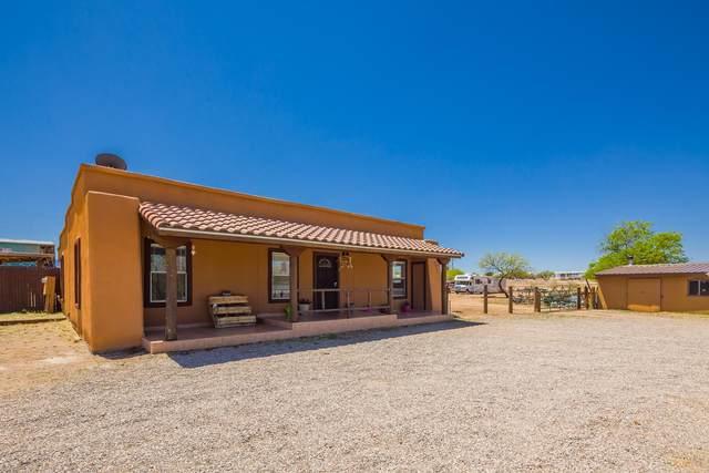 206 N Cherokee Trail, Benson, AZ 85602 (MLS #6226880) :: Yost Realty Group at RE/MAX Casa Grande