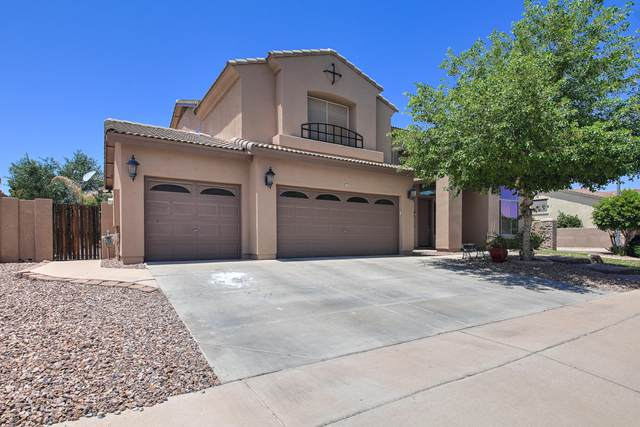 2446 S Sorrelle, Mesa, AZ 85209 (MLS #6226893) :: Hurtado Homes Group
