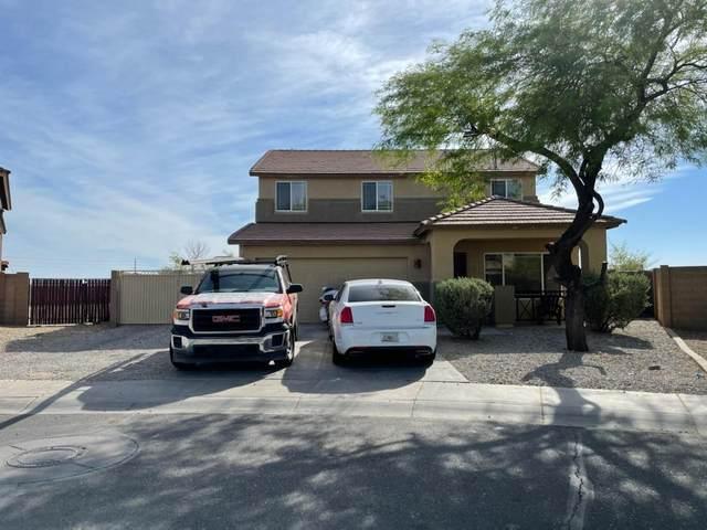 970 S 242ND Lane, Buckeye, AZ 85326 (MLS #6226896) :: The Luna Team