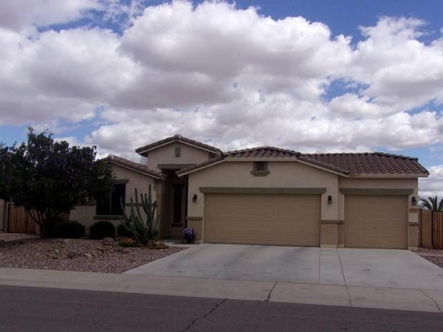 35719 N Vidlak Drive, San Tan Valley, AZ 85143 (MLS #6226941) :: Yost Realty Group at RE/MAX Casa Grande