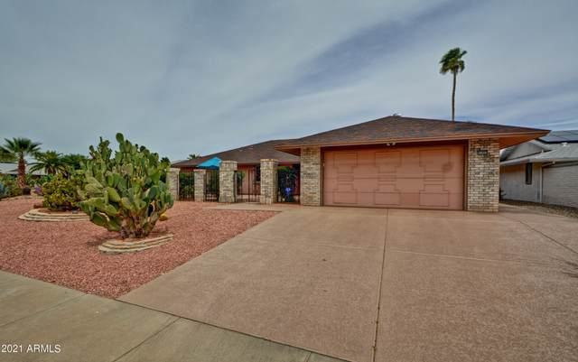 21223 N 124TH Drive, Sun City West, AZ 85375 (MLS #6226942) :: West Desert Group | HomeSmart