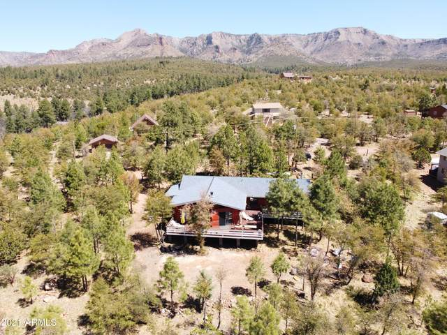 149 E Coues Deer Lane, Payson, AZ 85541 (MLS #6226953) :: The Daniel Montez Real Estate Group