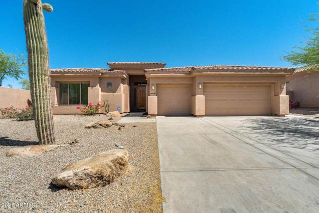 9609 S 182ND Drive, Goodyear, AZ 85338 (MLS #6226956) :: Executive Realty Advisors