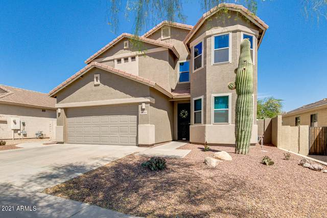 18122 W Desert Blossom Drive, Goodyear, AZ 85338 (MLS #6226966) :: Kepple Real Estate Group