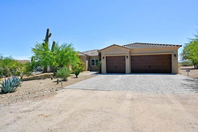 16419 E Morning Vista Lane, Scottsdale, AZ 85262 (MLS #6226973) :: The Luna Team