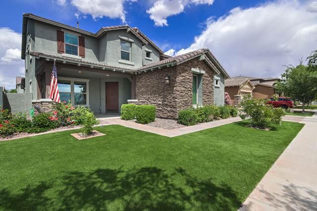7412 E Peralta Avenue, Mesa, AZ 85212 (MLS #6227009) :: The Luna Team