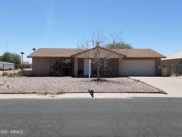 13634 S Huntington Road, Arizona City, AZ 85123 (#6227031) :: The Josh Berkley Team