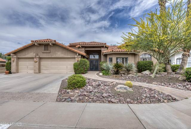 10774 E San Salvador Drive, Scottsdale, AZ 85258 (MLS #6227063) :: Kepple Real Estate Group