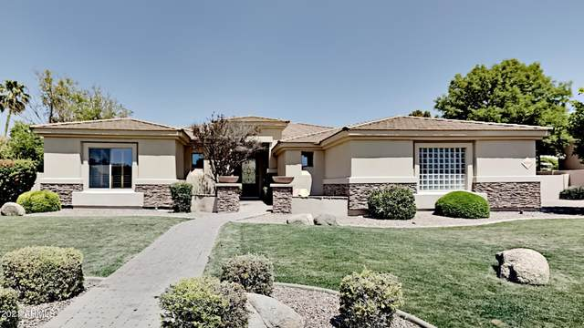 4450 E Ford Avenue, Gilbert, AZ 85234 (MLS #6227073) :: Yost Realty Group at RE/MAX Casa Grande