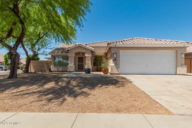 15720 N 91ST Drive, Peoria, AZ 85382 (MLS #6227114) :: Yost Realty Group at RE/MAX Casa Grande