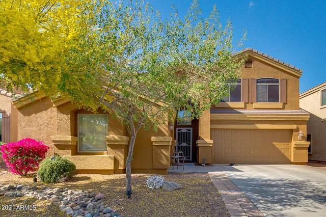 11824 W Camino Vivaz, Sun City, AZ 85373 (MLS #6227122) :: The Luna Team