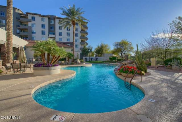 15802 N 71ST Street N #210, Scottsdale, AZ 85254 (MLS #6227141) :: Service First Realty