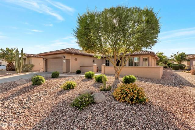 20924 N Vista Trail, Surprise, AZ 85387 (#6227145) :: Luxury Group - Realty Executives Arizona Properties