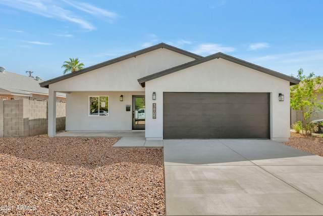 3805 N 6TH Street, Phoenix, AZ 85012 (MLS #6227159) :: Maison DeBlanc Real Estate