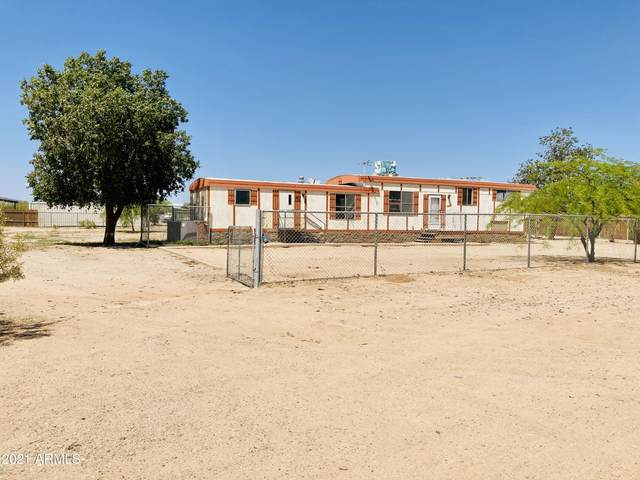 20916 W Tip Top Mine Road, Wittmann, AZ 85361 (MLS #6227169) :: Service First Realty