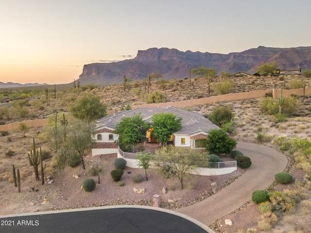 8930 E Canyon Vista Drive, Gold Canyon, AZ 85118 (MLS #6227203) :: Yost Realty Group at RE/MAX Casa Grande