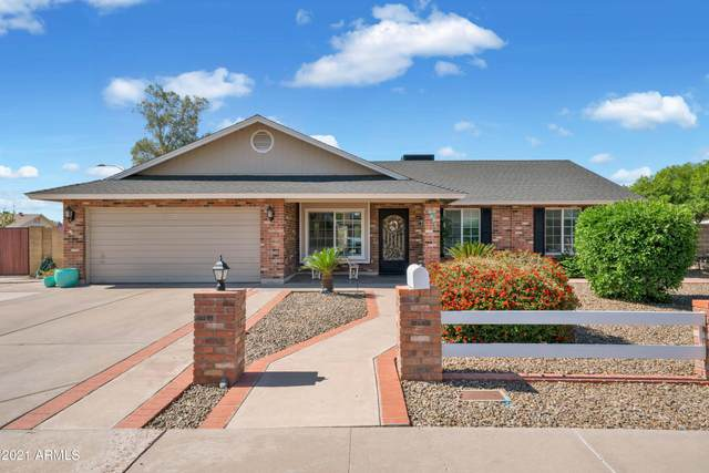 4911 E Fountain Street, Mesa, AZ 85205 (MLS #6227213) :: Yost Realty Group at RE/MAX Casa Grande