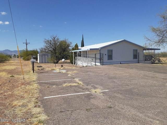 400 S Huachuca Boulevard, Huachuca City, AZ 85616 (MLS #6227236) :: Arizona Home Group