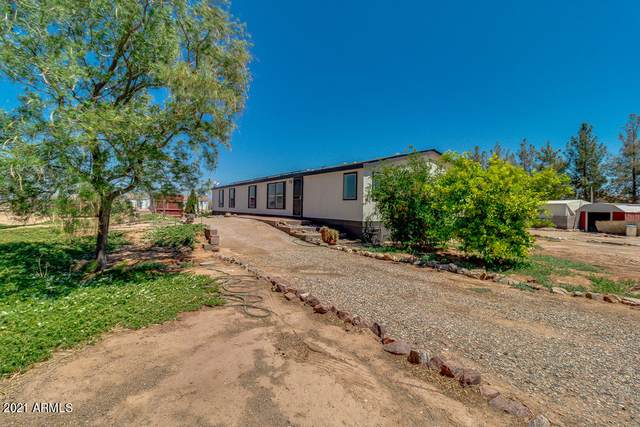 6561 E Sunnyslope Road, Florence, AZ 85132 (MLS #6227251) :: Maison DeBlanc Real Estate