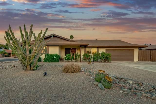1043 S 73RD Place, Mesa, AZ 85208 (MLS #6227253) :: The Luna Team