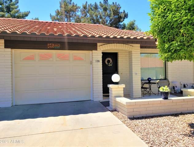 2311 S Farnsworth Drive #79, Mesa, AZ 85209 (#6227254) :: Long Realty Company