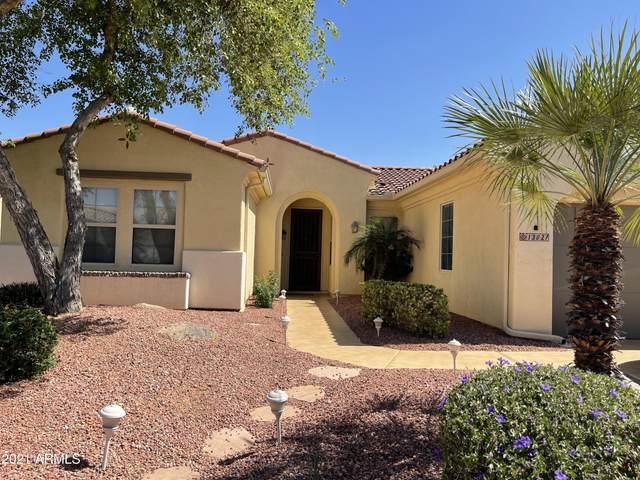 13827 W Junipero Drive, Sun City West, AZ 85375 (MLS #6227291) :: Long Realty West Valley