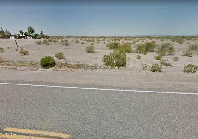 568XX S Old Ajo Road, Gila Bend, AZ 85337 (MLS #6227306) :: Yost Realty Group at RE/MAX Casa Grande