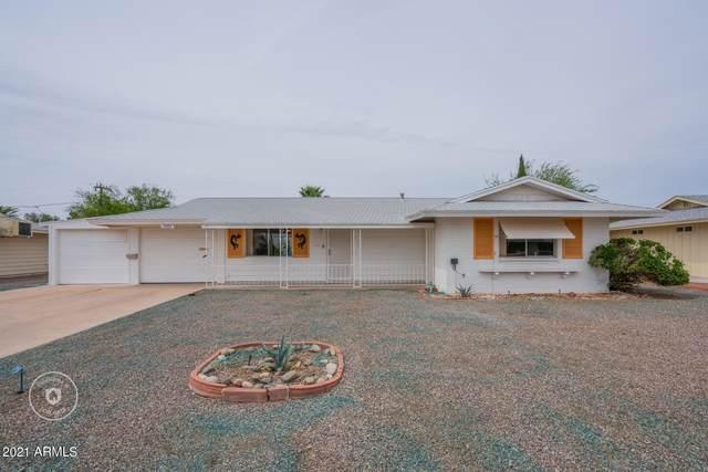 12002 N Cherry Hills Drive, Sun City, AZ 85351 (MLS #6227315) :: Yost Realty Group at RE/MAX Casa Grande